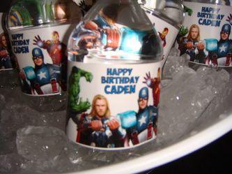 Avengers Birthday Party!