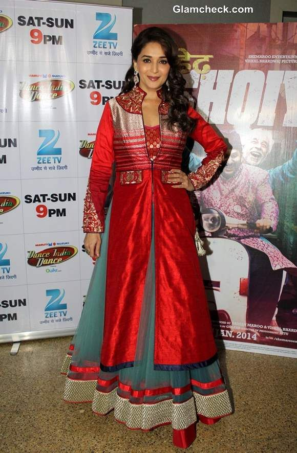 Madhuri Dixit movie Dedh Ishqiya 2014