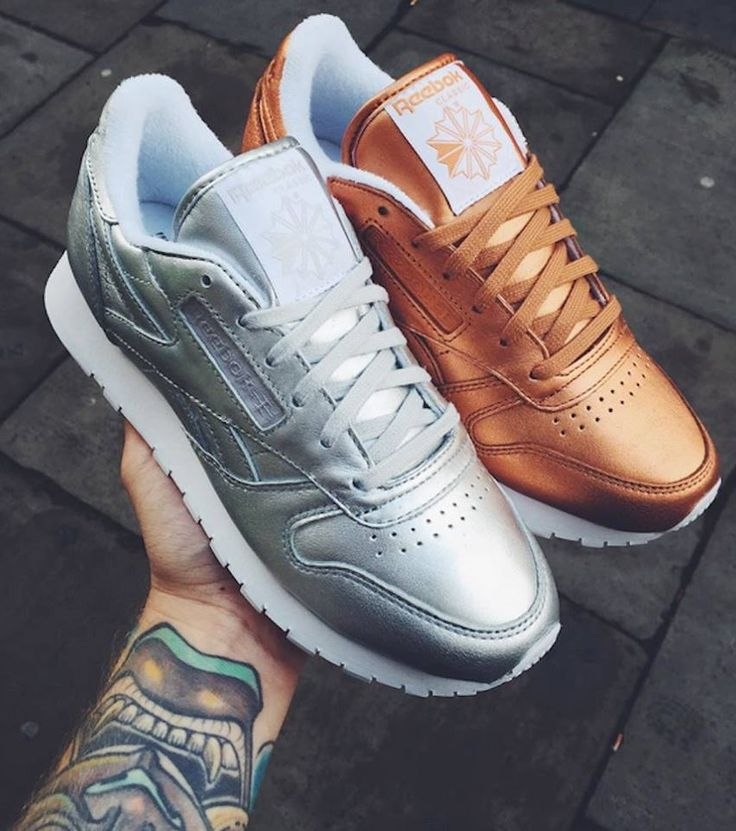 face Stockholm x Reebok Classic Leather