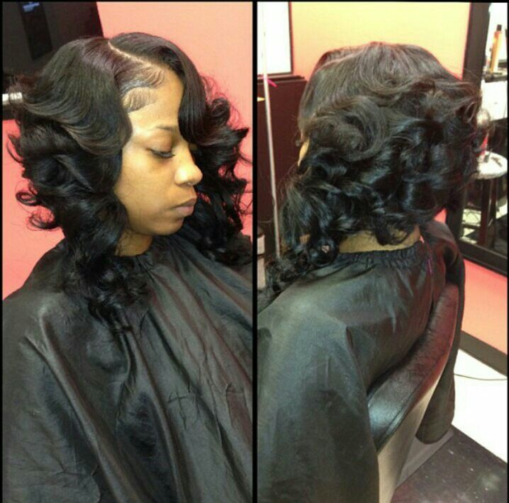 Sew In Bob Black Hairstyles Hair Color Ideas And Styles For 2018
