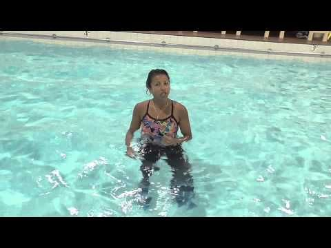 Aqua Instructor Tip 7 Rocking Horse Into The Pool
