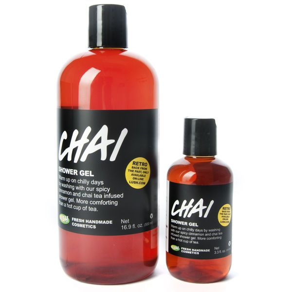 Chai Shower Gel | Shower Gels and Smoothies | LUSH Cosmetics