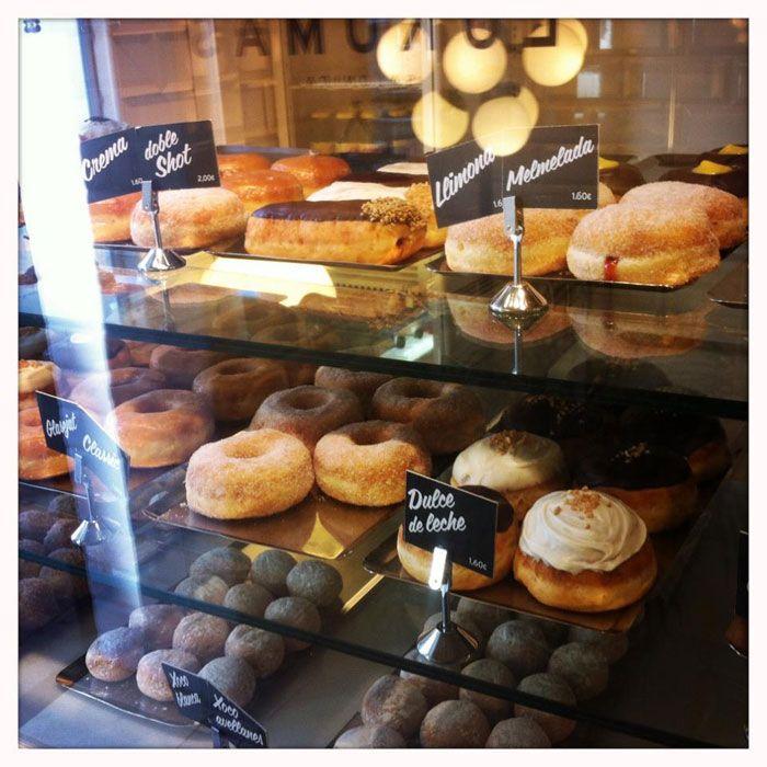 Lukumás, doughnuts en el corazón de Gràcia