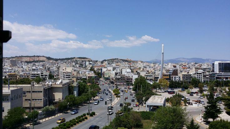 #athens #greece  #bluesky