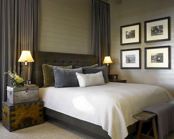 Top 25+ best Gray green bedrooms ideas on Pinterest | Gray green ...