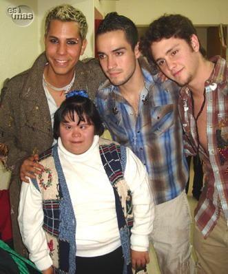 RBD participando do programa Otro Rollo (21.11.06)