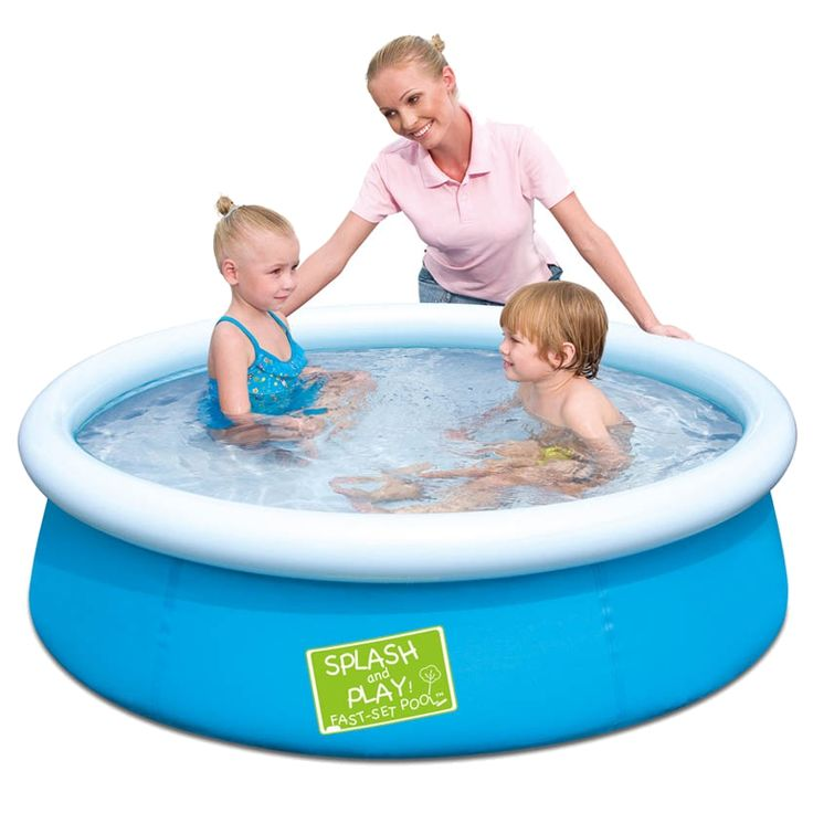 BIECO-Fast-Set-POOL-152-x-38-cm-Planschbecken-Kinderpool-Kinderplanschbecken