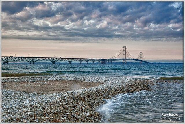 Mackinaw Bridge: Bridges Walks, Mackinaw Bridges, Peace Places, Bridges Lead, Mackinac Bridges, Mackinaw Islands, Mackinaw Mackinac, Mackinaw Bridge'S Amazing, Bridges Michigan 3