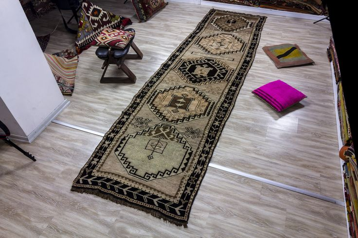 Abanoz Kule Turkish Carpet