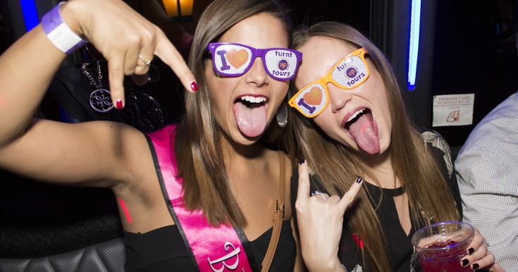 Board a black-lit party bus that ferries partygoers to 3 top nightclubs. The action starts on the bus with unlimited mixers provided, great music and a stripper pole waiting for your moves. Enter the clubs for free, without waiting in line.
