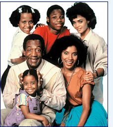 my all-time favorite TV family: the Cosbys