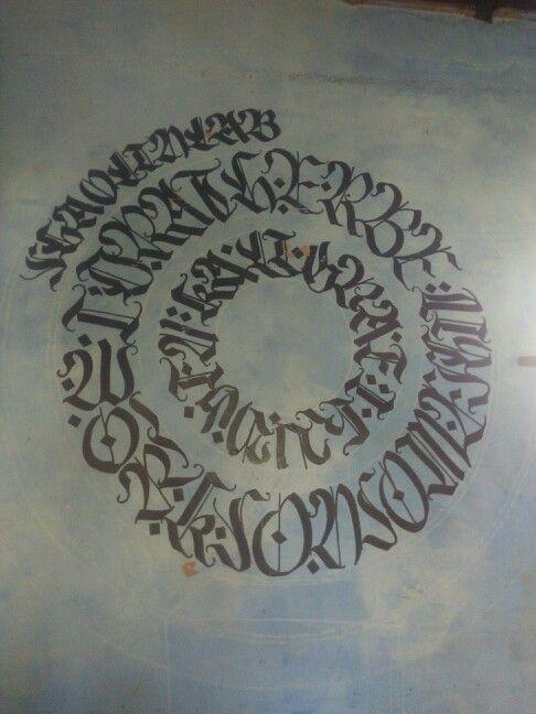 #warthebangsat #kaligrafikungfu #calligraphy