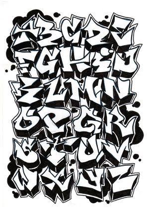 3d bubble writing alphabet a-z books