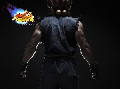 Street Fighter Legacy [Todo por este video]