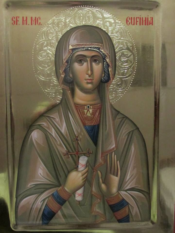 Saint Euphemia / Αγία Ευφημία
