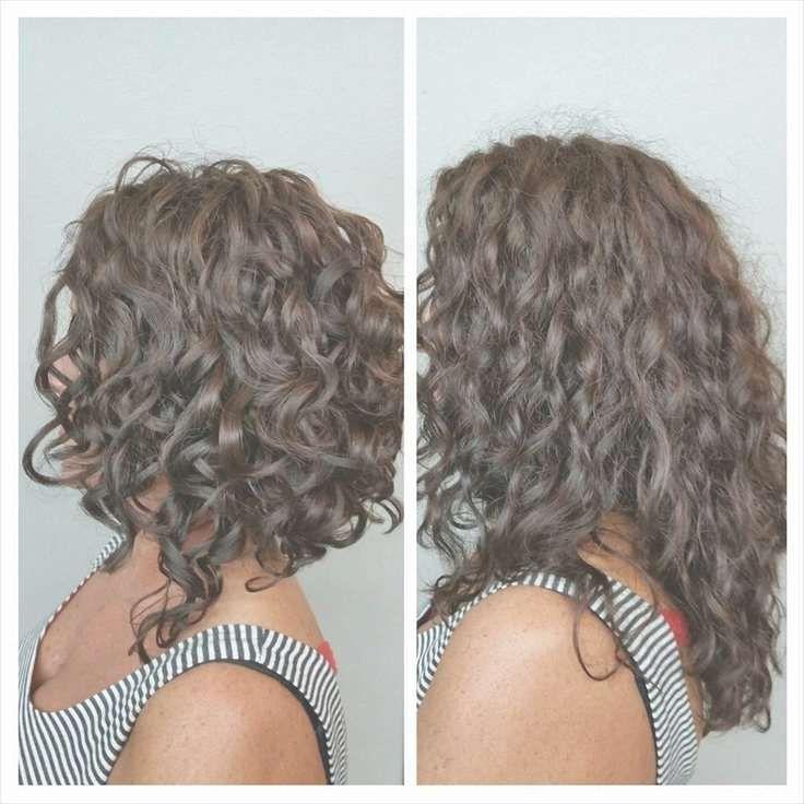 Shoulder Length Curly ...