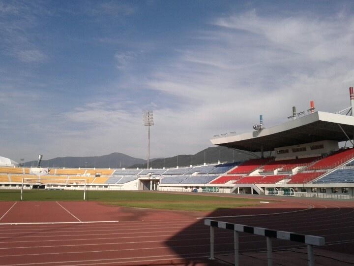 2012-09-28, 양산 종합경기장