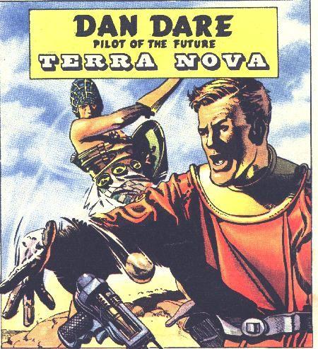 Frank Bellamy – Dan Dare
