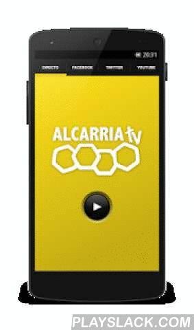 """AlcarriaTV  Android App - playslack.com , """"Desde septiembre de 2014 ya puede sintonizarse en Guadalajara a través de la TDT """"Alcarria TV"""" - una nueva televisión que promueve """"esRadio Guadalajara, 106.5 FM"""" – que viene a completar la oferta televisiva con una propuesta libre e independiente basada en la información y la opinión.""""El Gato al Agua"""", """"Punto Pelota"""" de """"Intereconomía TV"""" pueden ya seguirse nuevamente a través de """"Alcarria TV"""" al igual que otros como son """"Es la Mañana de Federico""""…"""