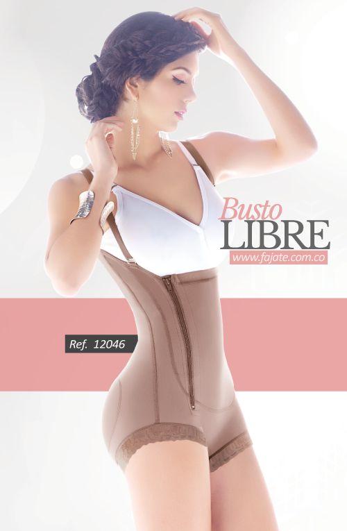 Esta faja funciona como un excelente moldeador de abdomen, luce bien debajo de una blusa o de cualquier vestido. Ref. 12046 $124.200 →www.fajate.com.co