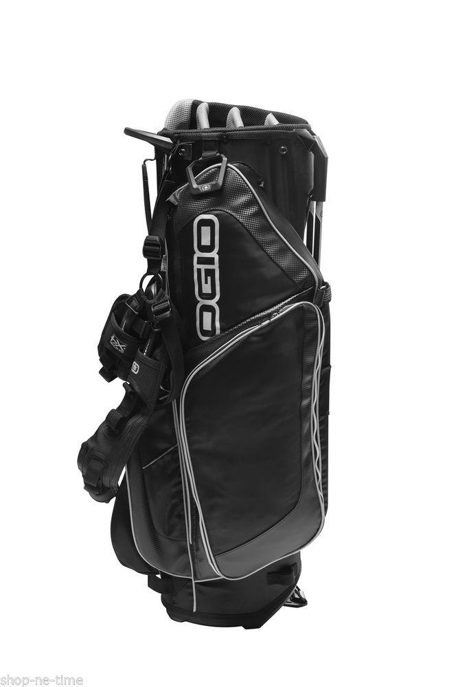 Brand New OGIO® Orbit Cart Black Golf Bag, Ogio Golf Bag - 425042 #Ogio