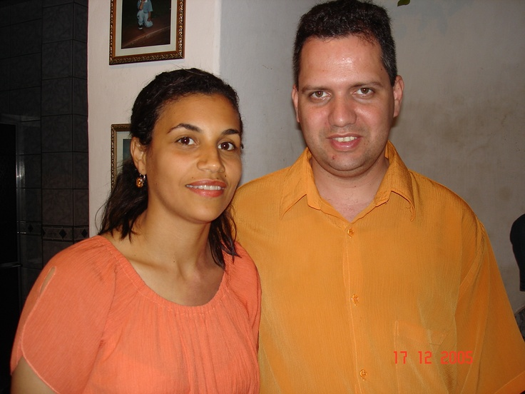 Laercio Simoes & Gislaine Simoes
