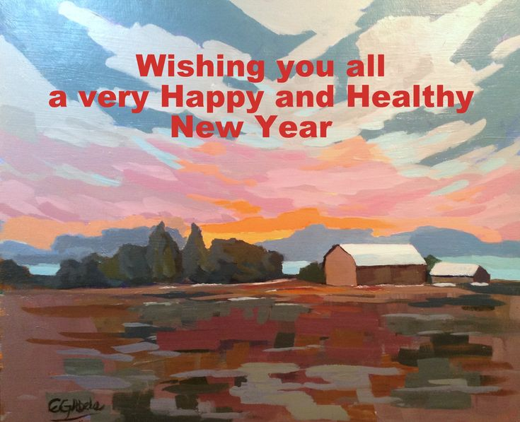 A Happy New Year to all