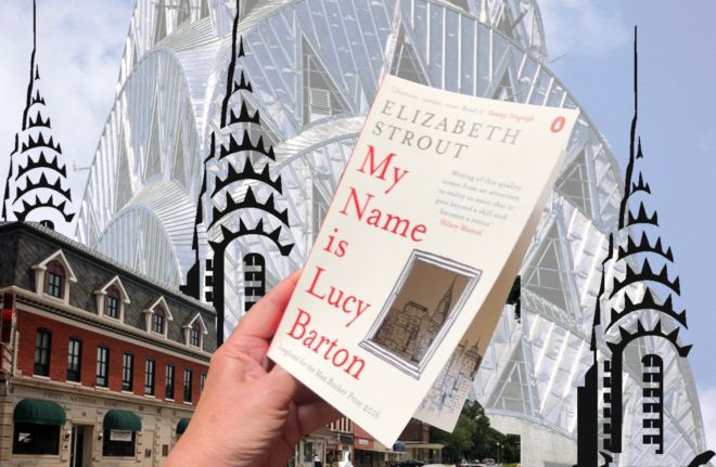 "Novel set in NEW YORK and ILLINOIS ""My Name is Lucy Barton"" by Elizabeth Street http://www.tripfiction.com/novel-set-in-new-york-and-illinois/"