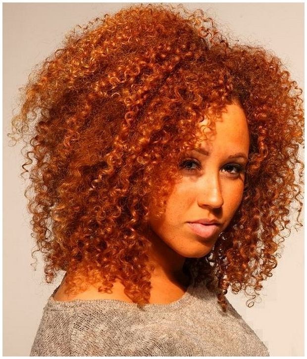 Marvelous 1000 Images About Dyed Curly Hair On Pinterest Short Hairstyles For Black Women Fulllsitofus