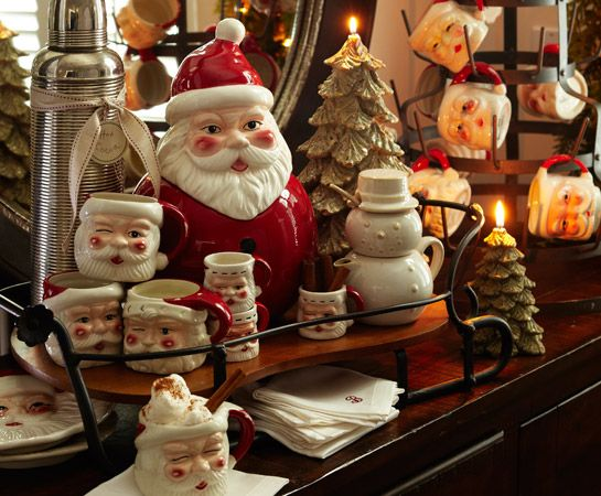 23 best Christmas Open House images on Pinterest Christmas ideas