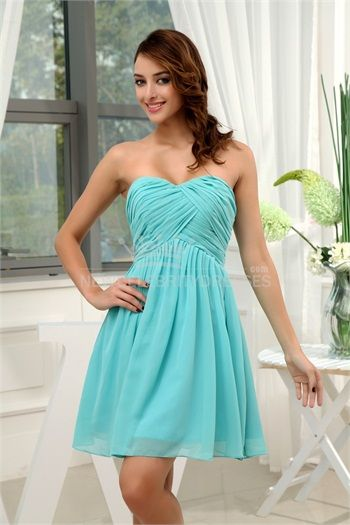 34 best Short Bridesmaid Dresses❈1 images on Pinterest | Short ...
