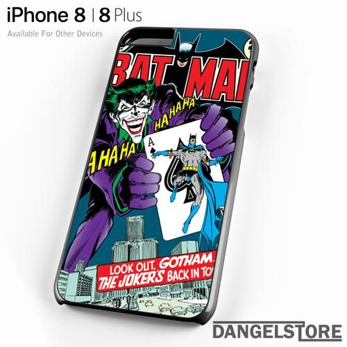 Batman DC ComicCover 1 For iPhone 8 | 8 Plus Case