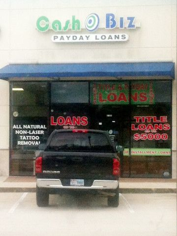 Fast Cash: How Taking Out a Payday Loan Could Land You in Jail  The Texas Obser