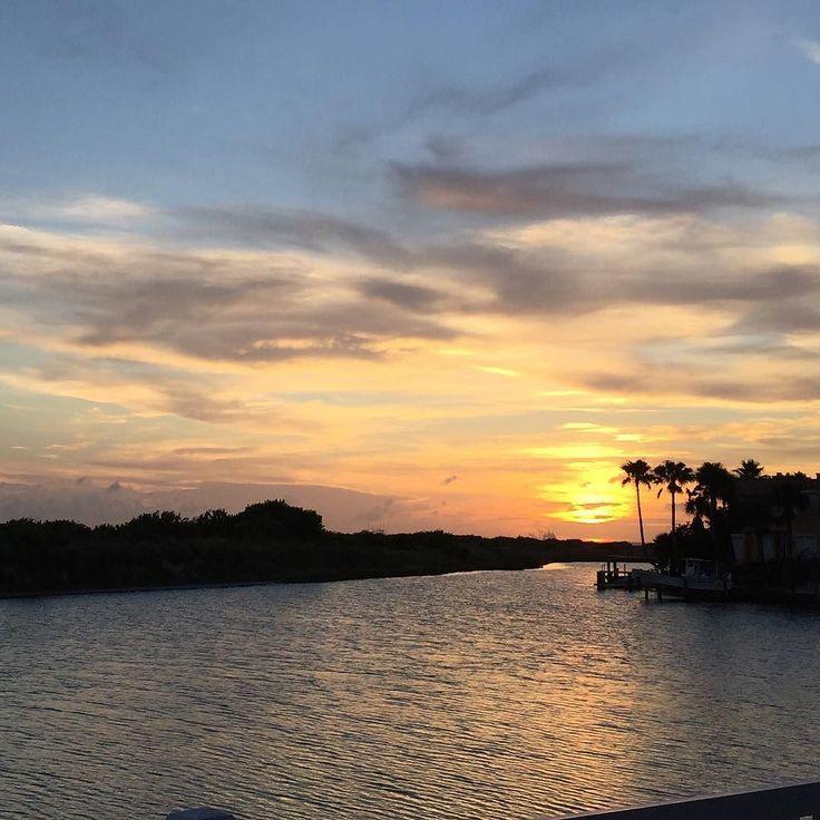 Mustang Island Beach: Good Night #PortAransas. Http://ift.tt/1M0jTQ3
