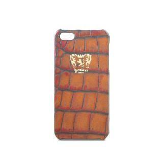 Mod. iPhone 5 - cod. 090-5 Crocco - Pratesi Leather