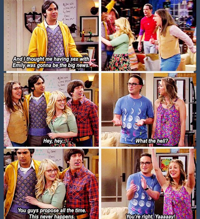 The Big Bang Theory                                                       …