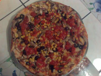 Papilele Alintate: Pizzusca :x