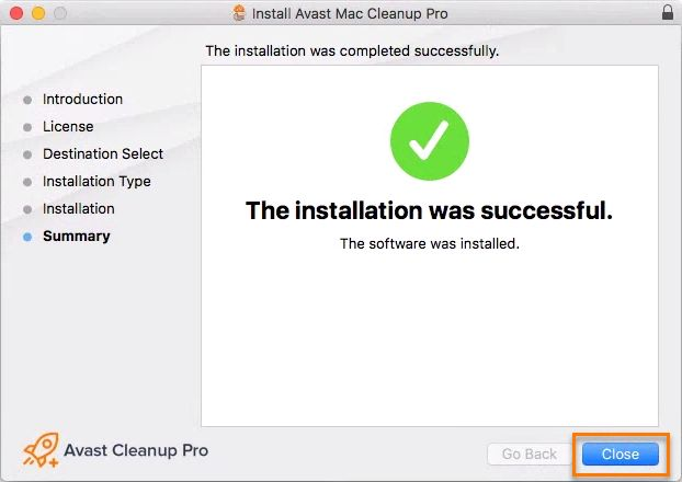 how to make sure that avast work mac