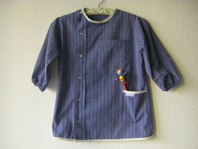 Leur faire une blouse à partir d'une chemise de Monsieur par Pomme Coing. Tuto ici http://pommecoing.blogspot.fr/2012/08/comme-promis.html
