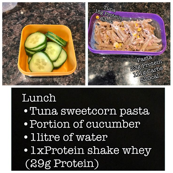 My lunch, healthy eating for my men's physique competition