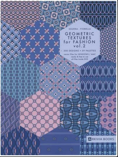 Geometric Textures for fashion vol.2