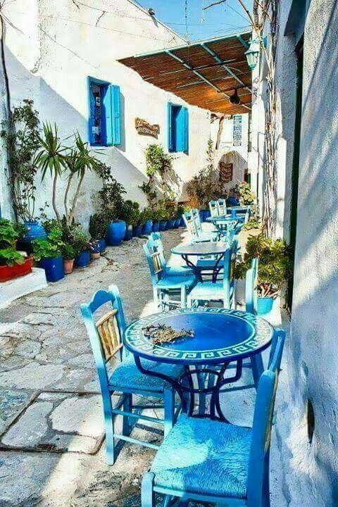 Amorgos, Grèce