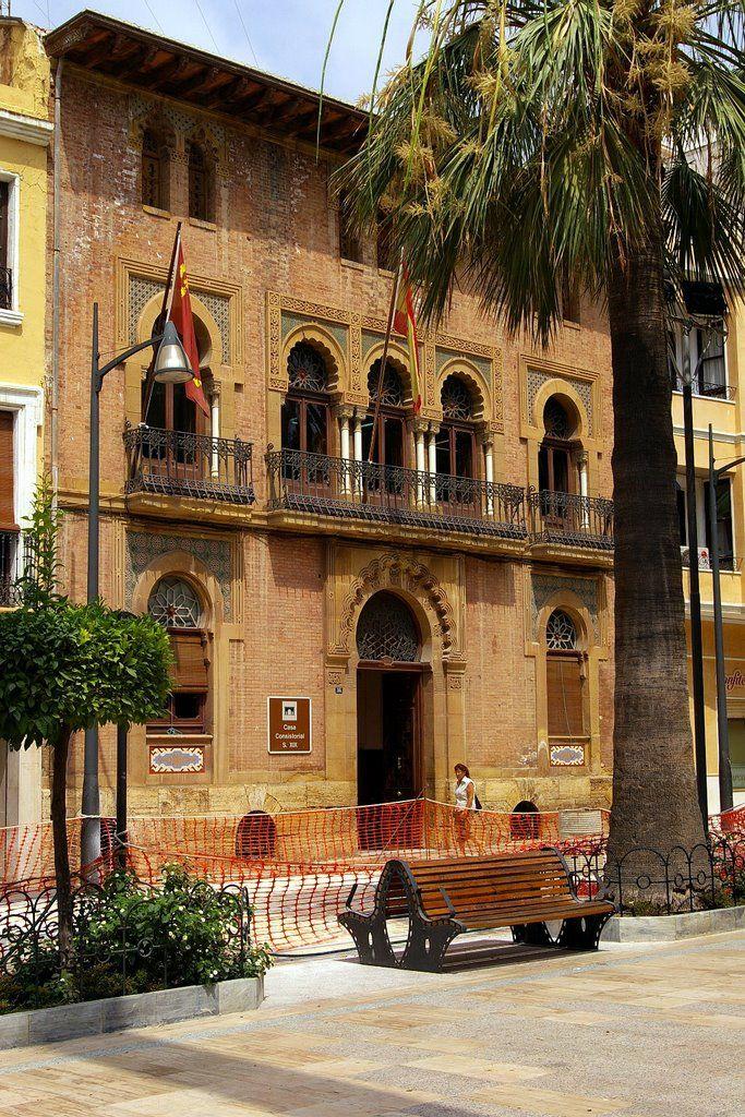 Ayuntamiento de Aguilas, Murcia