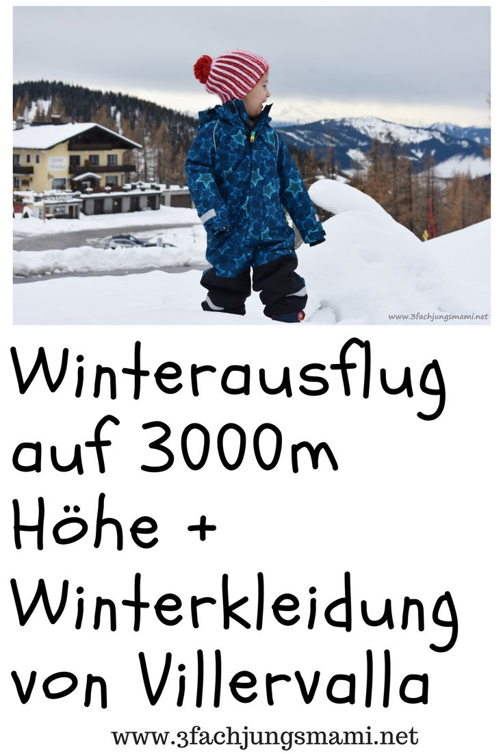 Wir nehmen euch mit auf den Dachstein und zeigen euch die neue Winterkleidung der Kinder #villervalla #schnee #winter #österreich