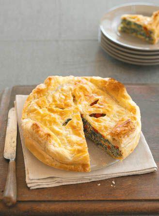 Easter Brunch! Italian Ham Pie