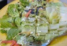 Caesar Salad Dressing - no anchovies!
