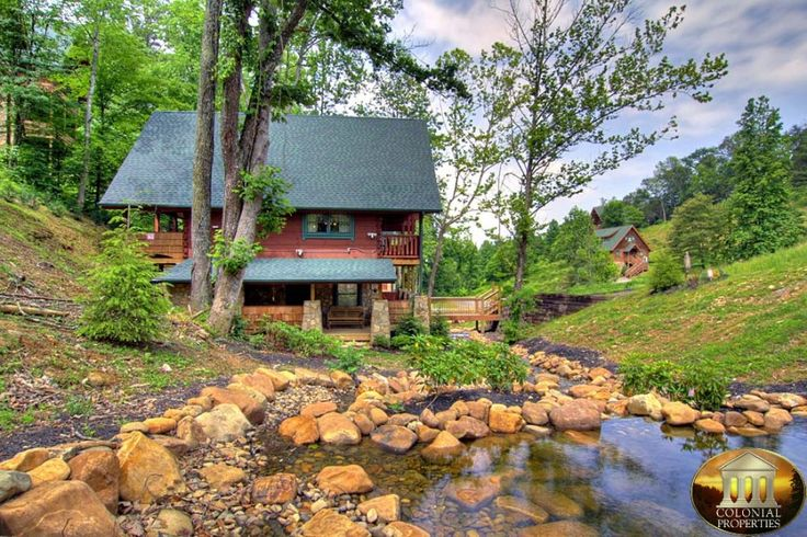 13 best narrow it down images on pinterest vacation for Smoky mountain ridge cabins