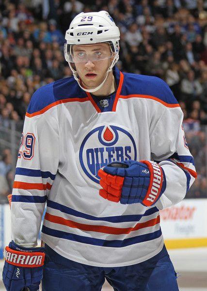 Leon Draisaitl Photos: Edmonton Oilers v Toronto Maple Leafs
