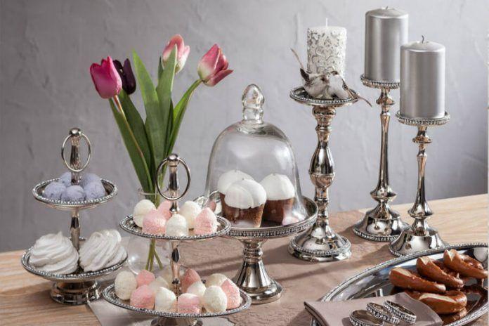 Birbirinden Güzel Masa Üstü Şamdan Modelleri ve Fikirleri