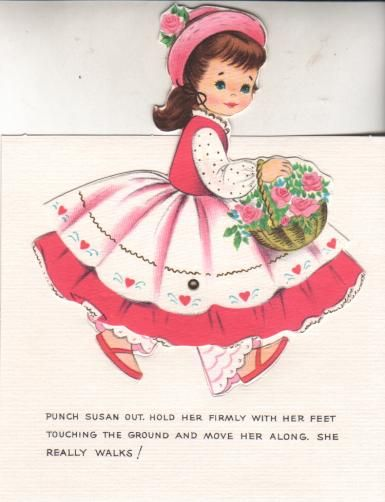 102 best Hallmark Paper Dolls images on Pinterest | Paper ...